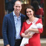 Prince William Was by Kate Middleton's Side in the Delivery Room When She Gave Birth