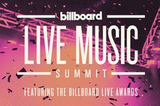 Billboard Announces Panelists, Award Winners & First Slate of Speakers for 2018 Live Music Summit