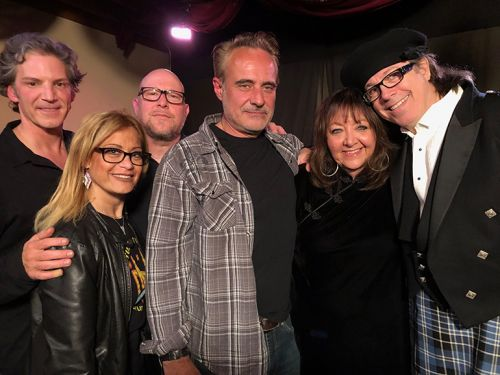News: Original Monkee Micky Dolenz Performs at New Monkees Reunion