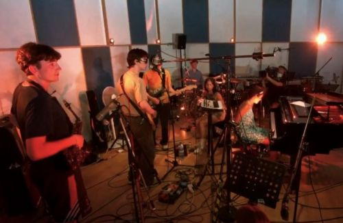 """Watch Black Country, New Road Cover Weezer's """"Say It Ain't So"""""""
