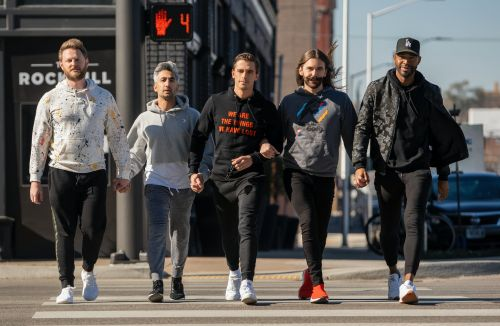 Queer Eye Is Coming Back For a Fifth Season, Which Will Send the Fab 5 to a Brand New City