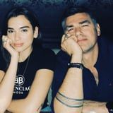It's Time We Address How Much of a Sexy Silver Fox Dua Lipa's Dad Is