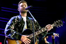 Justin Timberlake Shares First Take of 'Say Something' Video On One Year Anniversary