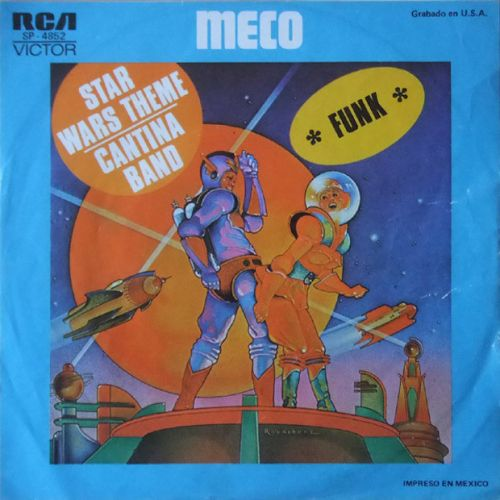 """The Number Ones: Meco's """"Star Wars Theme/Cantina Band"""""""