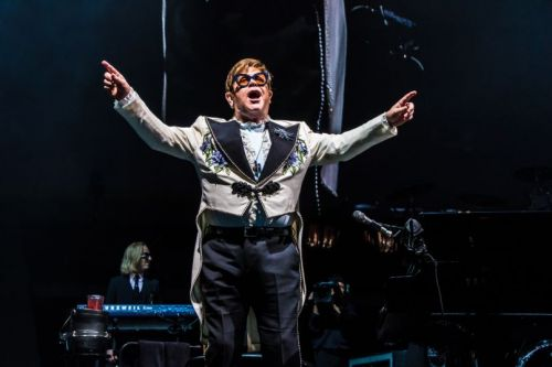 Live Review: Elton John Says Goodbye to Chicago With Tears, Memories, and Jams