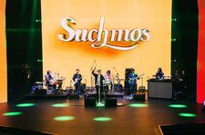 Japan's Suchmos Appears as Special Guest at Taiwan's Golden Indie Music Awards