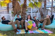Rome Hero Foxes Bring Back Surf Punk With New Single 'Chest Piece': Premiere