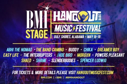 Events: BMI Stage The Hangout Festival 2018: Gulf Shores, AL