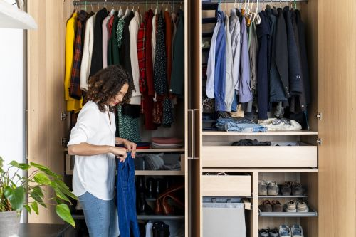 3 Easy Steps That Keep My Closet Organized Every Day of the Year