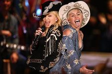 Madonna Tells Miley Cyrus There's 'No Need to Apologize' After Rumors About Liam Hemsworth Split