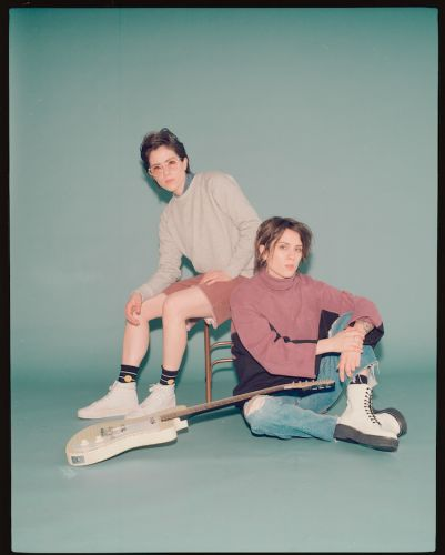 """Tegan And Sara - """"Don't Believe The Things They Tell You """""""