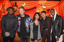 Pentatonix Covers J-Pop Band Official HIGE DANdism's 'Pretender' for 'Greatest Hits'