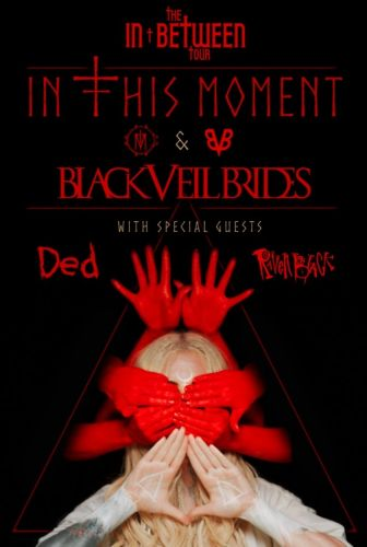 IN THIS MOMENT Announces Spring 2020 Tour With BLACK VEIL BRIDES, DED And RAVEN BLACK