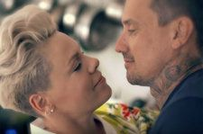 P!nk Releases Emotional New Music Video for '90 Days,' Co-Starring Husband Carey Hart