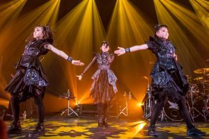 Live Review: BABYMETAL Turn New York's Terminal 5 into a Metal Galaxy