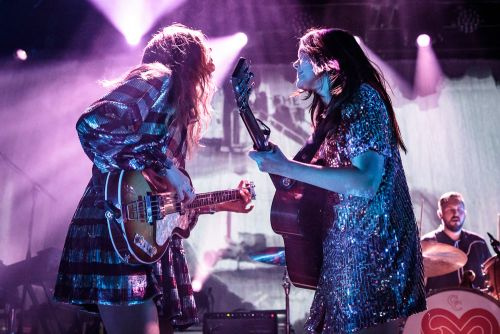 First Aid Kit Command Attention on Rebel Heart Tour