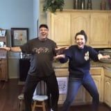 This Video of a Father and Daughter Dancing in Their Kitchen Is So Damn Delightful