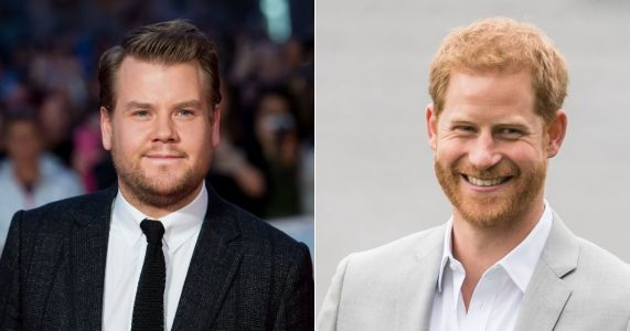 """James Corden on Prince Harry's Departure From Royal Life: """"I Cannot Imagine Any of It Is Easy"""""""