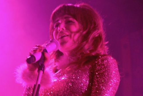 Jenny Lewis Goes the Extra Smile on the Road to Her Happy Place