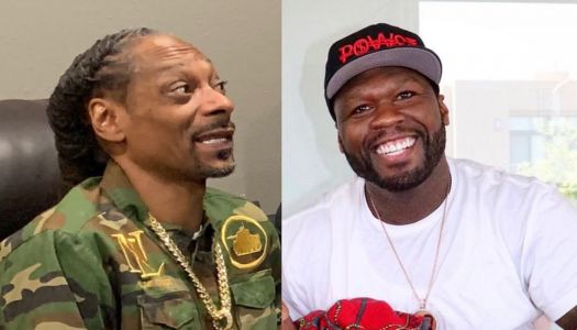 50 Cent and Fat Joe Unite In Support Snoop Dogg's Mother