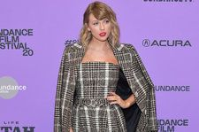 Taylor Swift Hits Sundance in Head-to-Toe Plaid For 'Miss Americana' Premiere: See the Look
