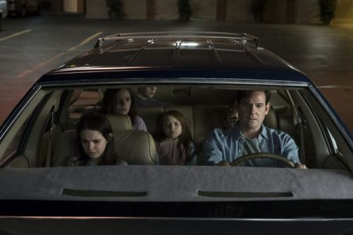 TV Review: Mike Flanagan's The Haunting of Hill House Screams of Stephen King