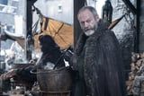 Was Ser Davos Ladling Soup or Our Salty Tears During That Emotional Tribute to Shireen?