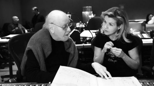 John Williams And Anne-Sophie Mutter, 2 Geniuses For The Price Of One