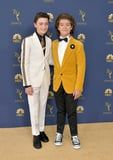 The Stranger Things Boys Conquered TV and Now They're Coming For Emmys Best Dressed
