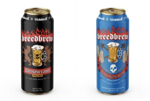 HATEBREED Releases Two New Beverages Under 'Breed Brew' Banner
