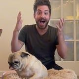 """This 13-Year-Old Pug Dog on TikTok Has People Going Wild Over His """"No-Bones Day"""" Predictions"""