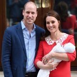 OK, We May Have Just Cracked the Code to Naming Will and Kate's New Baby