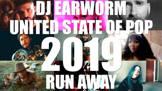 "DJ Earworm Mashup - ""United State Of Pop 2019 """