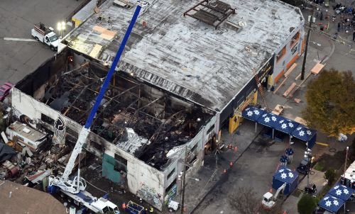 Maybe The Ghost Ship Warehouse Fire Shouldn't Be Adapted Into A TV Series