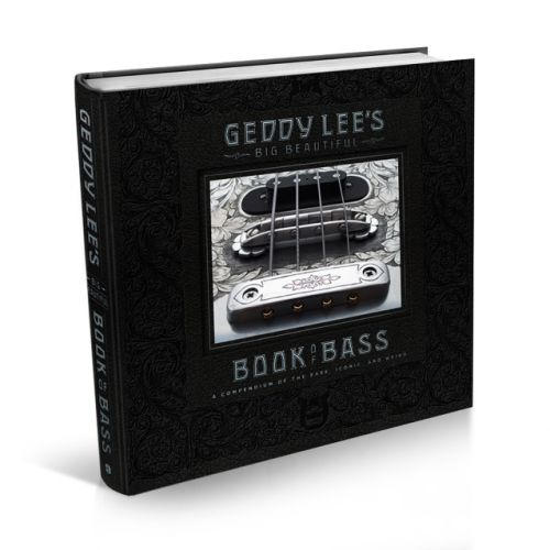 RUSH Frontman Announces 'Geddy Lee's Big Beautiful Book Of Bass' Signing Events