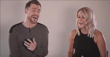 Husband And Wife Sing Classic Praise Medley