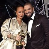 Friends Again! Drake and Rihanna Reunite at the Rapper's LA Birthday Bash