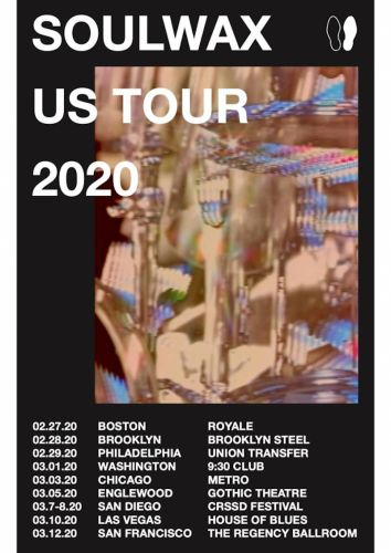 Soulwax announce 2020 US tour