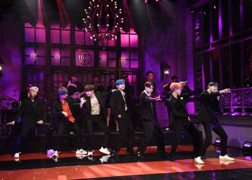 BTS Were Total Pros on 'SNL,' As Expected