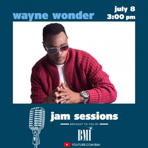 Events: BMI Jam Sessions: Wayne Wonder