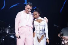 Sam Smith & Normani Finally Perform 'Dancing With a Stranger' Together