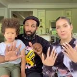 "Stephen ""tWitch"" Boss and Allison Holker Show the Realities of White Privilege in TikTok Video"