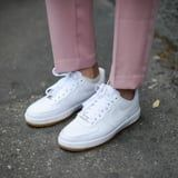 2018's Coolest Street Sneaker Just Got a Fashion Girl Makeover - And Yes, It's Pink