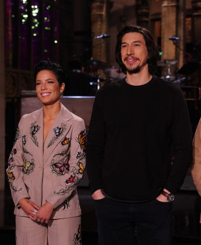 "Watch Halsey & Adam Driver Star In SNL's ""Slow"" Digital Short"