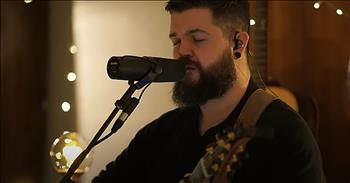 'Savior Of The World' Mack Brock Acoustic Performance
