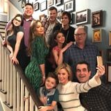"""The Modern Family Cast Got Emotional Singing """"Time of Your Life"""" After Filming the Series Finale"""