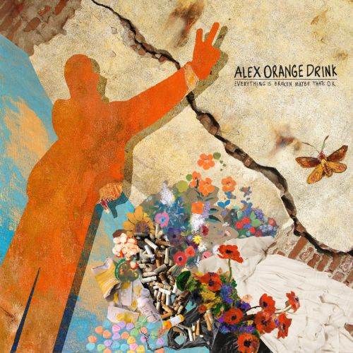 "Alex Orange Drink - ""How High?"""