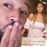 Chrissy Teigen Made Lolli-Pop Tarts With the Help of John Legend and Luna's Stuffed Unicorn, Stephanie