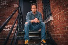 David Duchovny Hits the Road in 'Stranger in the Sacred Heart' Video: Exclusive