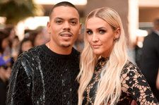 Ashlee Simpson Ross & Evan Ross Hit the Billboard Music Awards Red Carpet in Style